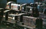 EL 1044, PC 9062, PC 8503, PRSL 6017
